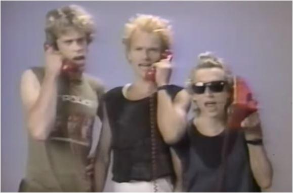 I Want My MTV - Police
