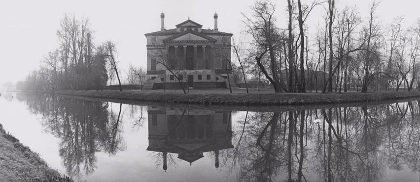 (Bepi Marciano – Villa Foscari detta La Malcontenta, 1986 – collezione privata)
